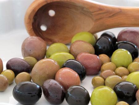 Olijven voor olijfolie