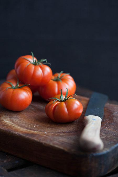 Tomatentapenade met olijven - #foodblogswap mei