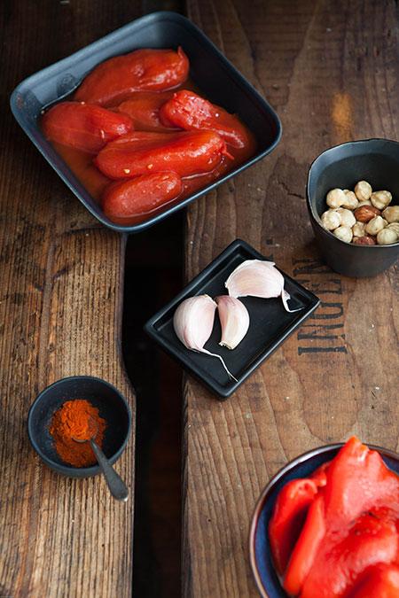 Caracoles en salsa picante (slakken in pittige saus)