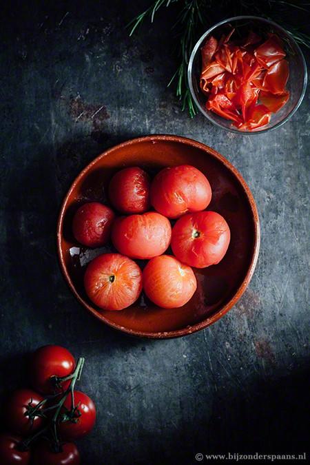 Tomatenjam met rozemarijn (mermelada de tomate) (9)