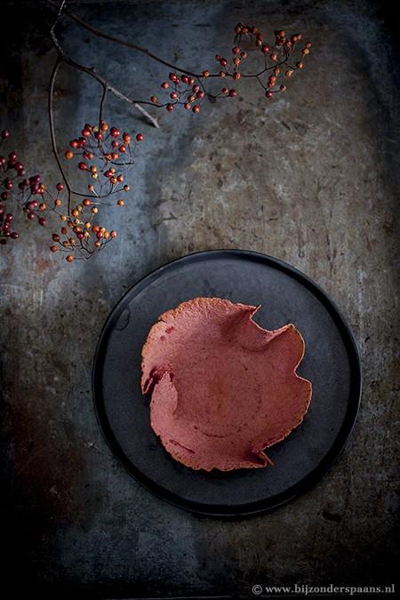 Wortelsoep met harissa en gerookte paprikapoeder