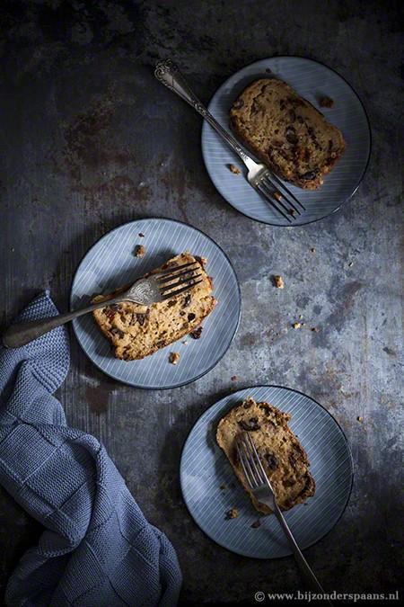 Aardappelcake met tomaten en olijven