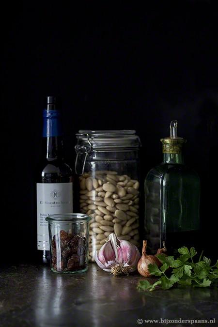 Varkenshaas in sherrysaus